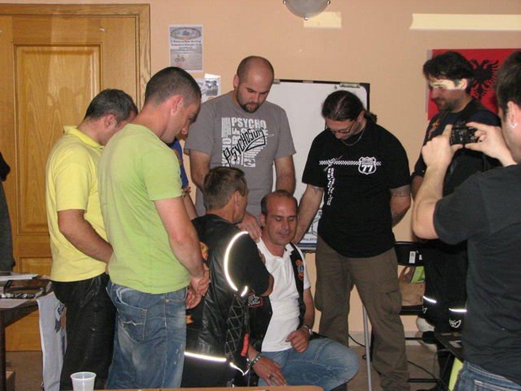 1° BIKER MEETING ALBANIA 2010