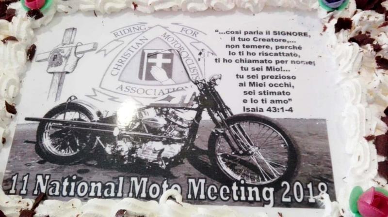 11° National Moto Meeting 2018 CMA ITALY.