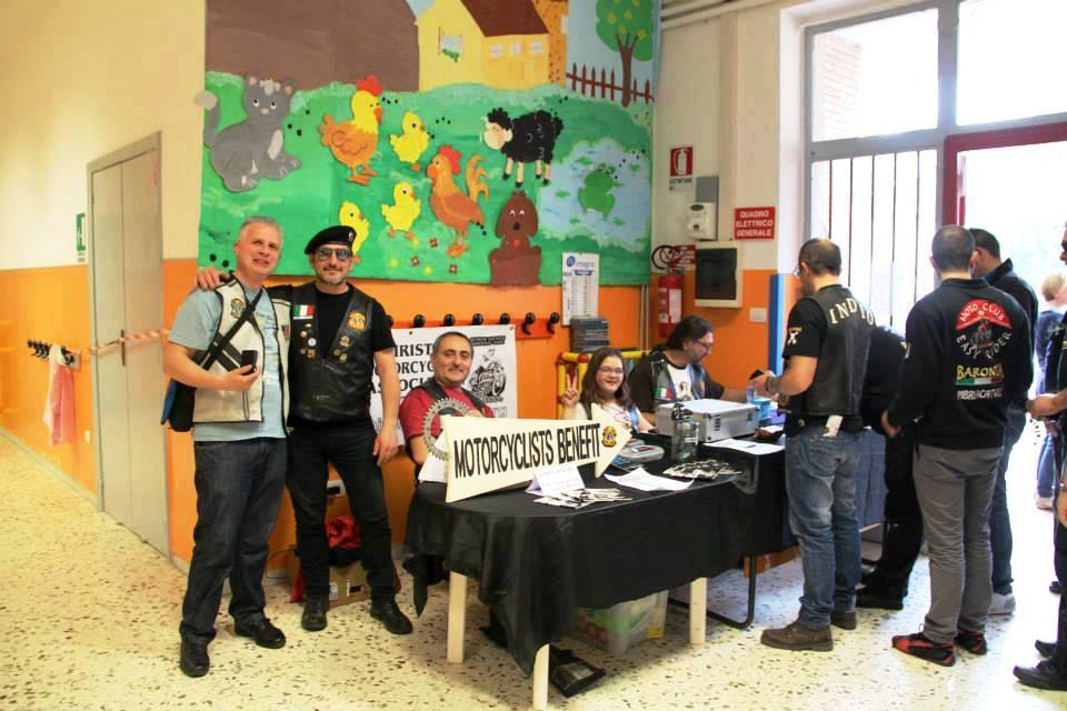 3° MOTORCYCLISTS BENEFIT 2015