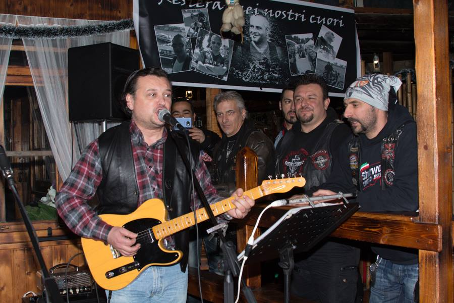 4° MOTORCYCLISTS BENEFIT 2016