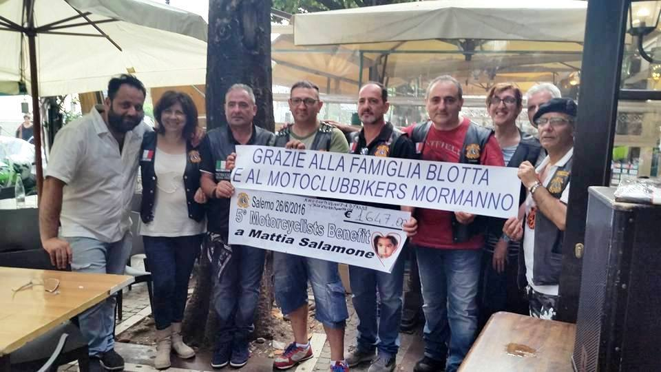 5° MOTORCYCLISTS BENEFIT 2016
