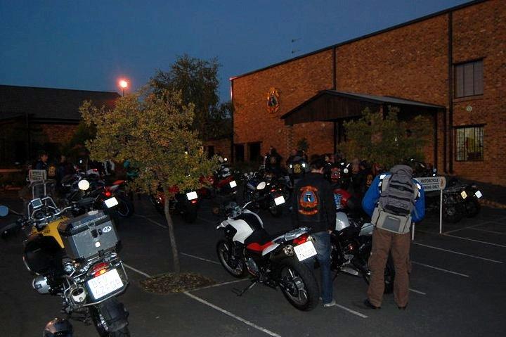 INTERNATIONAL RALLY SOUTH AFRICA 2011