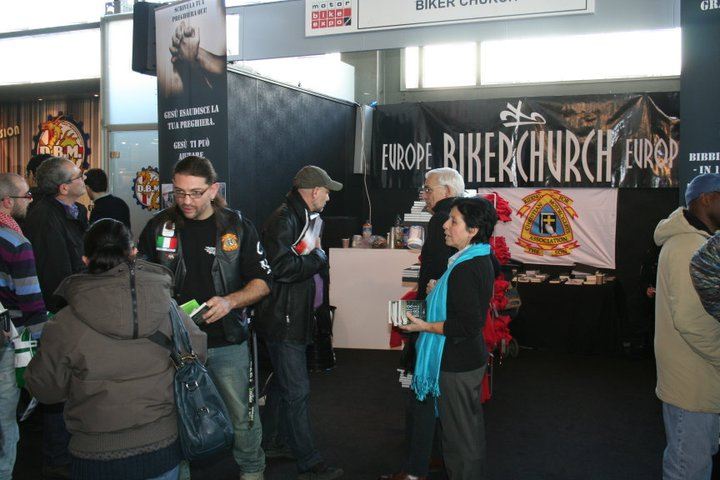 MOTOR BIKE EXPO VERONA 2011