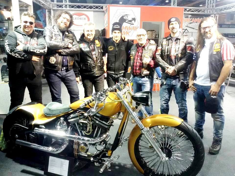 MOTOR BIKE EXPO VERONA 2017