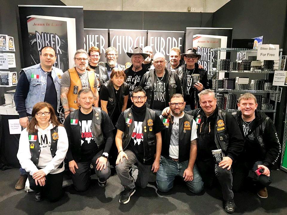 MOTOR BIKE EXPO VERONA 2018