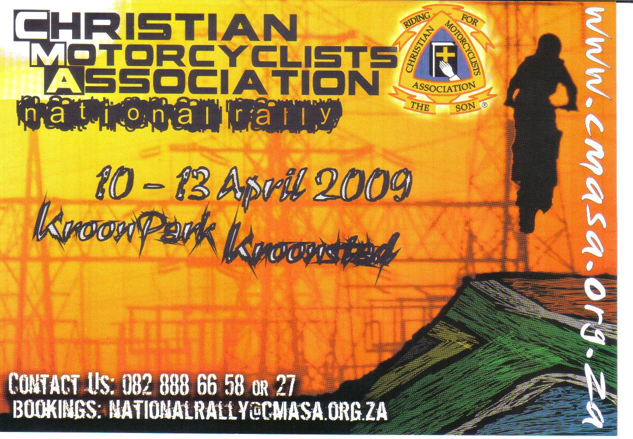 INTERNATIONAL RALLY SOUTH AFRICA 2009